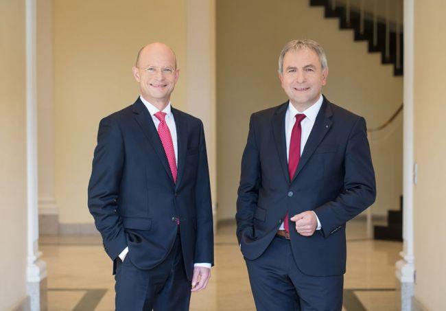 Vorstand des Sparkassenverbands Bayern