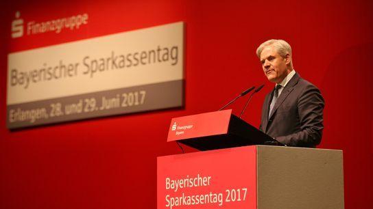 Bayerischer Sparkassentag 2017