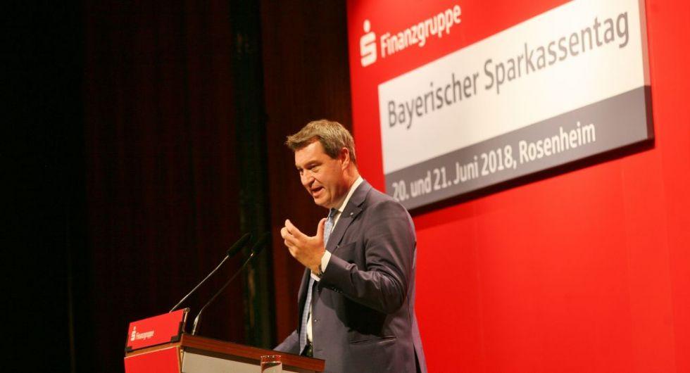 Bayerischer Sparkassentag 2018