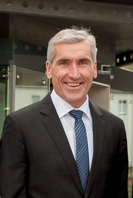 Bundesobmann Walter Strohmaier